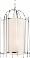 Hudson Valley 1519-PN Delancey Contemporary Polished Nickel 19 Entryway Light Fixture