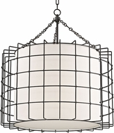 Hudson Valley 1531-OB Sovereign Contemporary Old Bronze LED 31  Hanging Lamp
