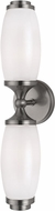 Hudson Valley 1682-SN Brooke Modern Satin Nickel Lighting For Bathroom
