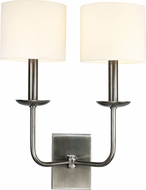 Hudson Valley 1712-AN Kings Point Antique Nickel Wall Sconce