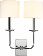Hudson Valley 1712-PN Kings Point Polished Nickel Wall Lighting