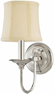 Hudson Valley 1811-PN Rockville Contemporary Wall Sconce
