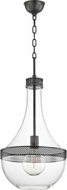 Hudson Valley 1814-OB Hagen Modern Old Bronze 14  Foyer Lighting