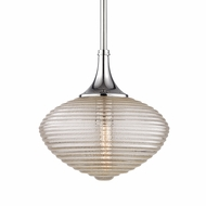 Hudson Valley 1922-PN Knox Modern Polished Nickel Pendant Lighting Fixture