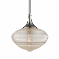 Hudson Valley 1922-SN Knox Contemporary Satin Nickel Hanging Pendant Lighting