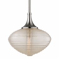 Hudson Valley 1926-SN Knox Modern Satin Nickel Hanging Light Fixture