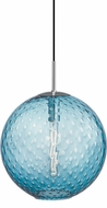 Hudson Valley 2015-PC-BL Rousseau Contemporary Polished Chrome 16  Drop Ceiling Lighting
