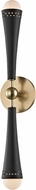 Hudson Valley 2122-AGB Tupelo Modern Aged Brass LED Wall Lighting Fixture