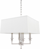 Hudson Valley 244-PN Berwick Polished Nickel Pendant Lighting Fixture