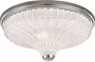 Hudson Valley 2513-PN Paris Polished Nickel 14  Overhead Light Fixture