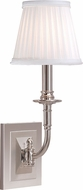 Hudson Valley 2701-PN Lombard Polished Nickel Wall Light Sconce