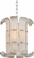 Hudson Valley 2904-PN Brasher Contemporary Polished Nickel Pendant Lamp