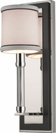 Hudson Valley 2910-PN Collins Contemporary Polished Nickel Wall Sconce Lighting
