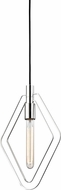 Hudson Valley 3040-PN Masonville Modern Polished Nickel Mini Hanging Pendant Lighting