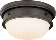 Hudson Valley 3322 Trumbull Flush Mount Ceiling Fixture - 13 inches wide
