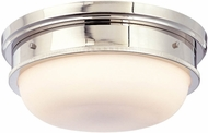 Hudson Valley 3323 Trumbull Flush Mount Ceiling Fixture - 16 inches wide