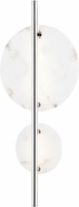 Hudson Valley 3400-PN Croft Modern Polished Nickel LED Lighting Wall Sconce