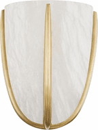 Hudson Valley 3500-AGB Wheatley Contemporary Aged Brass LED Sconce Lighting