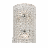 Hudson Valley 3512-PN Westville Contemporary Polished Nickel Finish 12.25 Tall Xenon Wall Sconce Lighting