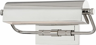 Hudson Valley 3714-PN Bowery Modern Polished Nickel 13.25  Picture Lighting