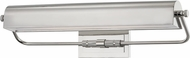 Hudson Valley 3723-PN Bowery Contemporary Polished Nickel 23.25  Art Lighting