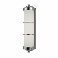 Hudson Valley 3832-PN Albany Polished Nickel Lamp Sconce