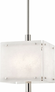 Hudson Valley 4018-PN Paladino Contemporary Polished Nickel Pendant Lamp