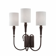 Hudson Valley 4093-OB Kensington Old Bronze Wall Mounted Lamp