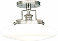 Hudson Valley 4205-PN Beacon Contemporary Polished Nickel 15 Home Ceiling Lighting