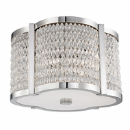 Hudson Valley 4302-PN Ballston Polished Nickel Ceiling Lighting Fixture