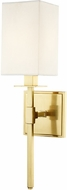 Hudson Valley 4400-AGB Taunton Modern Aged Brass Wall Sconce