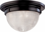 Hudson Valley 4412-OB Winfield Contemporary Old Bronze Ceiling Light