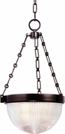 Hudson Valley 4413-OB Winfield Contemporary Old Bronze 13  Lighting Pendant