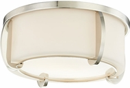 Hudson Valley 4613-PN Talon Contemporary Polished Nickel 13  Ceiling Lighting