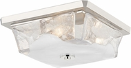 Hudson Valley 4710-PN Hines Contemporary Polished Nickel Home Ceiling Lighting