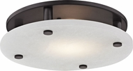 Hudson Valley 4715-OB Croton Contemporary Old Bronze LED 15  Ceiling Lighting