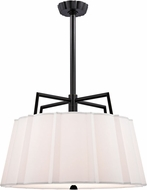 Hudson Valley 4832-OB Humphrey Old Bronze 31.5  Drum Hanging Pendant Light