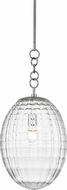 Hudson Valley 4912-PN Venice Modern Polished Nickel Lighting Pendant