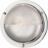 Hudson Valley 5011-PN Hughes Contemporary Polished Nickel LED Wall Light Fixture