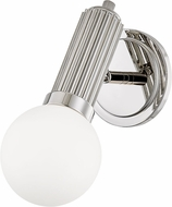 Hudson Valley 5100-PN Reade Contemporary Polished Nickel Wall Sconce Light