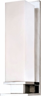 Hudson Valley 520-PC Thompson Contemporary Polished Chrome Bathroom Sconce