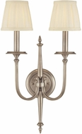 Hudson Valley 5202 Jefferson Contemporary 2 Light Wall Sconce