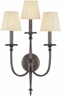 Hudson Valley 5203 Jefferson Contemporary 3 Light Wall Sconce