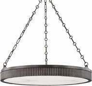 Hudson Valley 532-DB Lynden Contemporary Distressed Bronze Ceiling Pendant Light