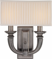 Hudson Valley 542-PN Phoenicia Polished Nickel Wall Lamp