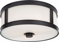 Hudson Valley 5513-OB Patterson Old Bronze 13 Ceiling Lighting Fixture