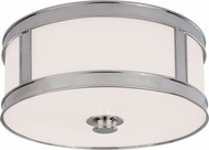 Hudson Valley 5513-PN Patterson Polished Nickel 13 Ceiling Light Fixture