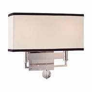 Hudson Valley 5642 Gresham Park Contemporary Wall Sconce