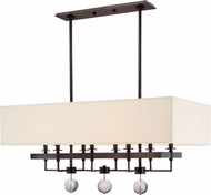 Hudson Valley 5648-OB Gresham Park Old Bronze Kitchen Island Lighting