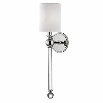 Hudson Valley 6031-PN Gordon Polished Nickel Wall Sconce